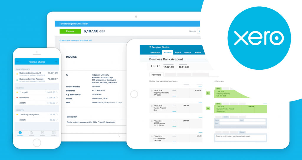 Xero for accountants