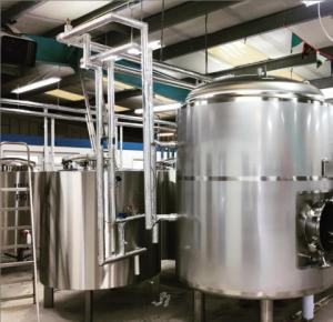 brewery equipment verdant