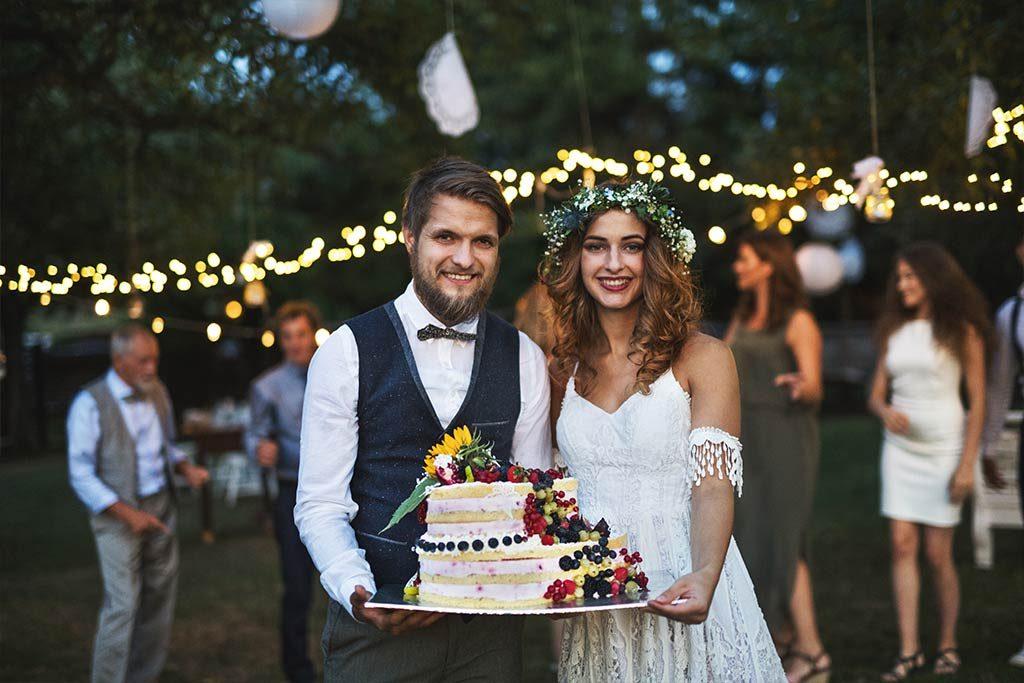 Marriage Allowance 2019 - Image of wedding couple
