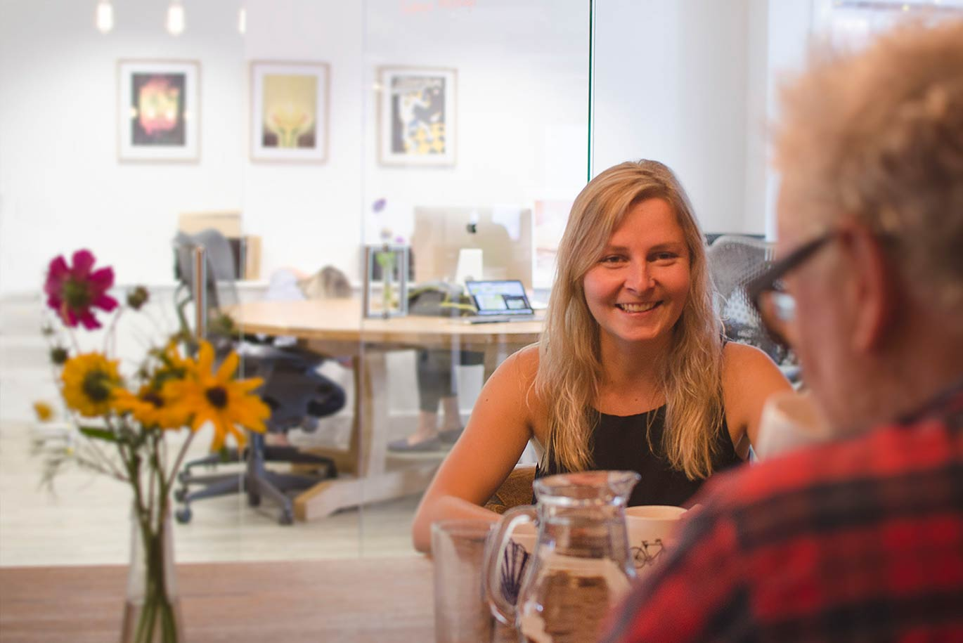 Business coaching and development at The Peloton, Cornwall