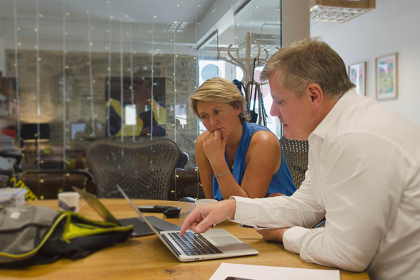 Tax advice and advisors working in The Peloton, Cornwall
